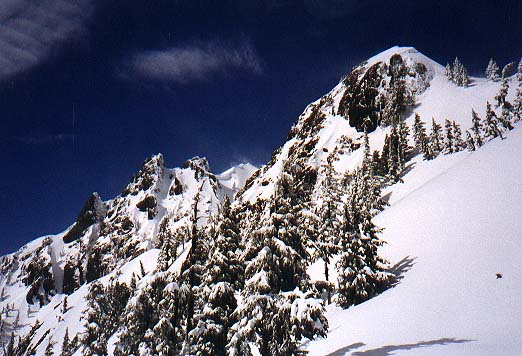 Mt. Ellinor